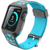 i-Blason Unity Series Hybrid Protective Case and Band for Apple Watch 38mm