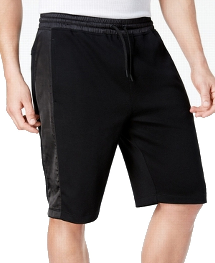 Ideology Mens Drawstring Athletic Sweat Shorts