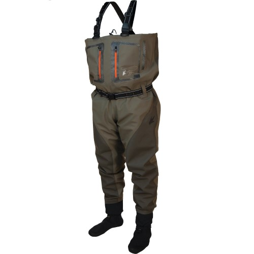 Pilot II Breathable Stockingfoot Chest Wader by Frogg Toggs