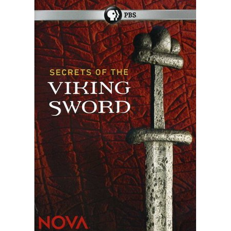NOVA: Secrets of the Viking Sword (DVD) - Narnia Peter Sword