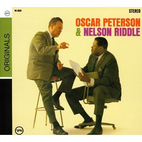 Oscar Peterson & Nelson Riddle (Rmst) (Dig)