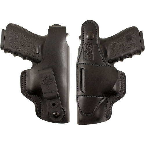 Desantis Dual Carry II Holster fits Glock 26 27, Right Hand, Black by Generic