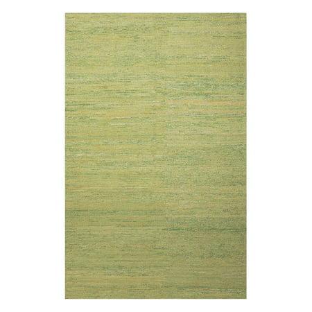 chic sage green area rug 5 39 x 8 39. Black Bedroom Furniture Sets. Home Design Ideas