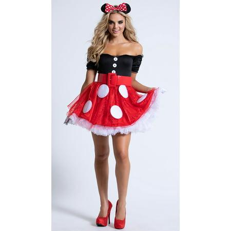 Coquette Mouse Costume - Coquette Costumes