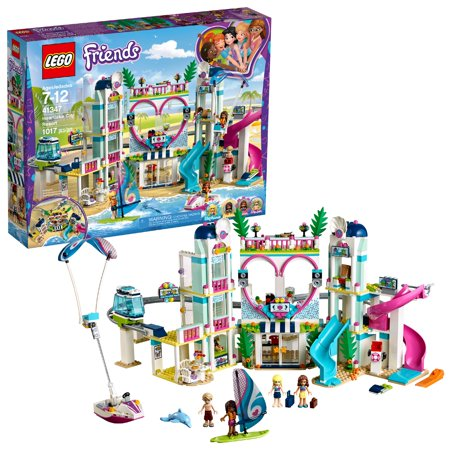 Lego Friends Christmas Sets.Lego Friends Heartlake City Resort 41347 1 017 Pieces