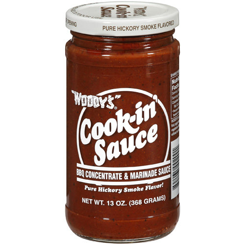 Woodys BG19744 Woodys Cook In Sauce - 6x13OZ