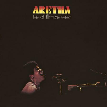 Aretha Live at Fillmore West (CD) (Aretha Franklin Aretha Live At Fillmore West)