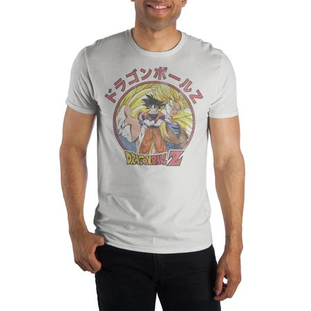 Japanese Dragon T-shirt (Japanese Dragon Ball Z Japanese T shirt Tee)