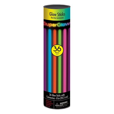 8IN GLOW STICK - Glass In Glow Sticks