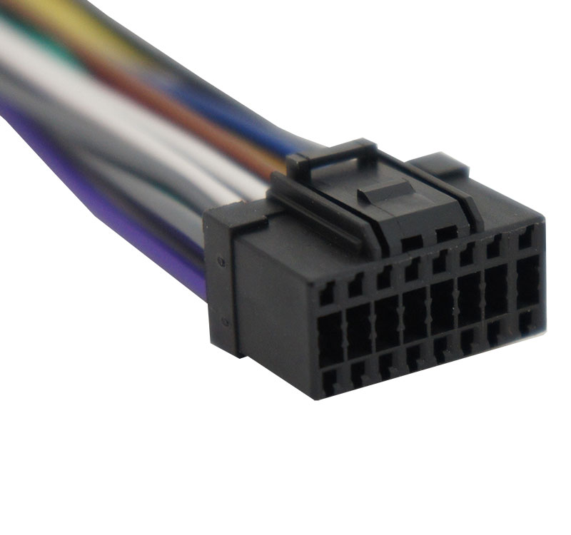 [SCHEMATICS_48YU]  Pioneer DEH-P980BT Aftermarket Stereo Radio Receiver Replacement Wire  Harness - Walmart.com - Walmart.com | Car Audio Wiring Pioneer Deh P980bt |  | Walmart.com