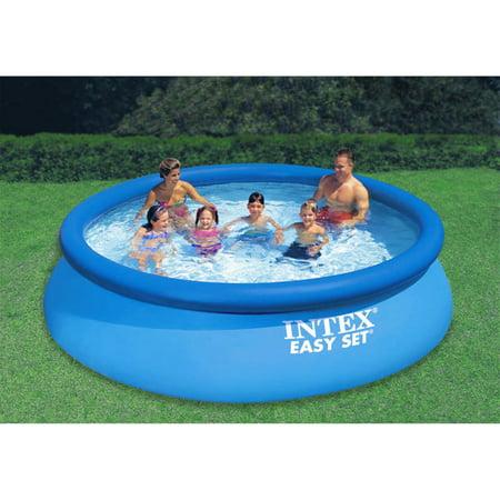 Intex 12ft X 30in Easy Set Pool Set - Walmart.com