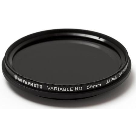 AGFA Variable Range Neutral Density (ND) Filter 55mm