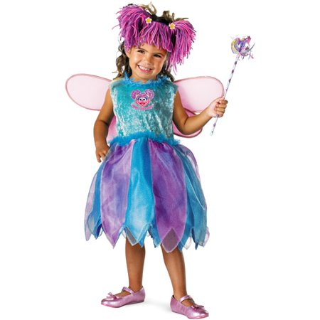 Abby Cadabby Deluxe Toddler Halloween (Children's Uncle Si Costume)
