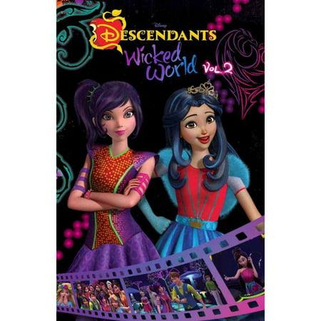 Disney Descendants Wicked World Cinestory Comic Vol  2