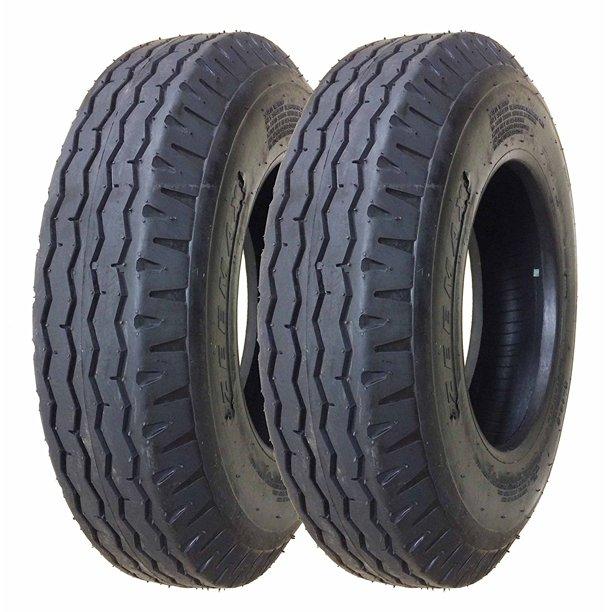 Set Of 2 New Mobile Home Trailer Tires 8 14 5 14pr Load Range G 11067 Walmart Com Walmart Com