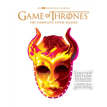 Game Of Thrones: Season 5 (Limited Edition DVD) - Nickelodeon Game Shows