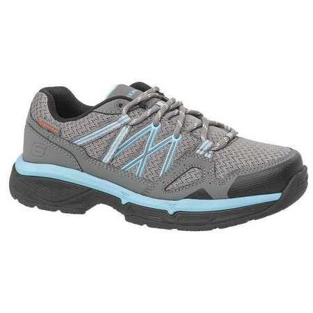 SKECHERS 76587 -GYBL 5 Athletic Shoes,7,D,Black,Plain,PR G5484075