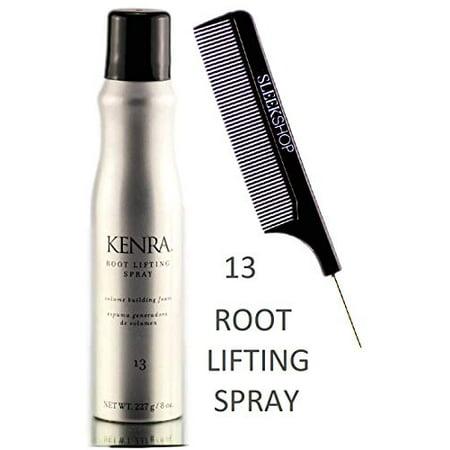 Kenra ROOT LIFTING SPRAY 13, Volume Building Foam (STYLIST KIT) (8 oz / 227 g)