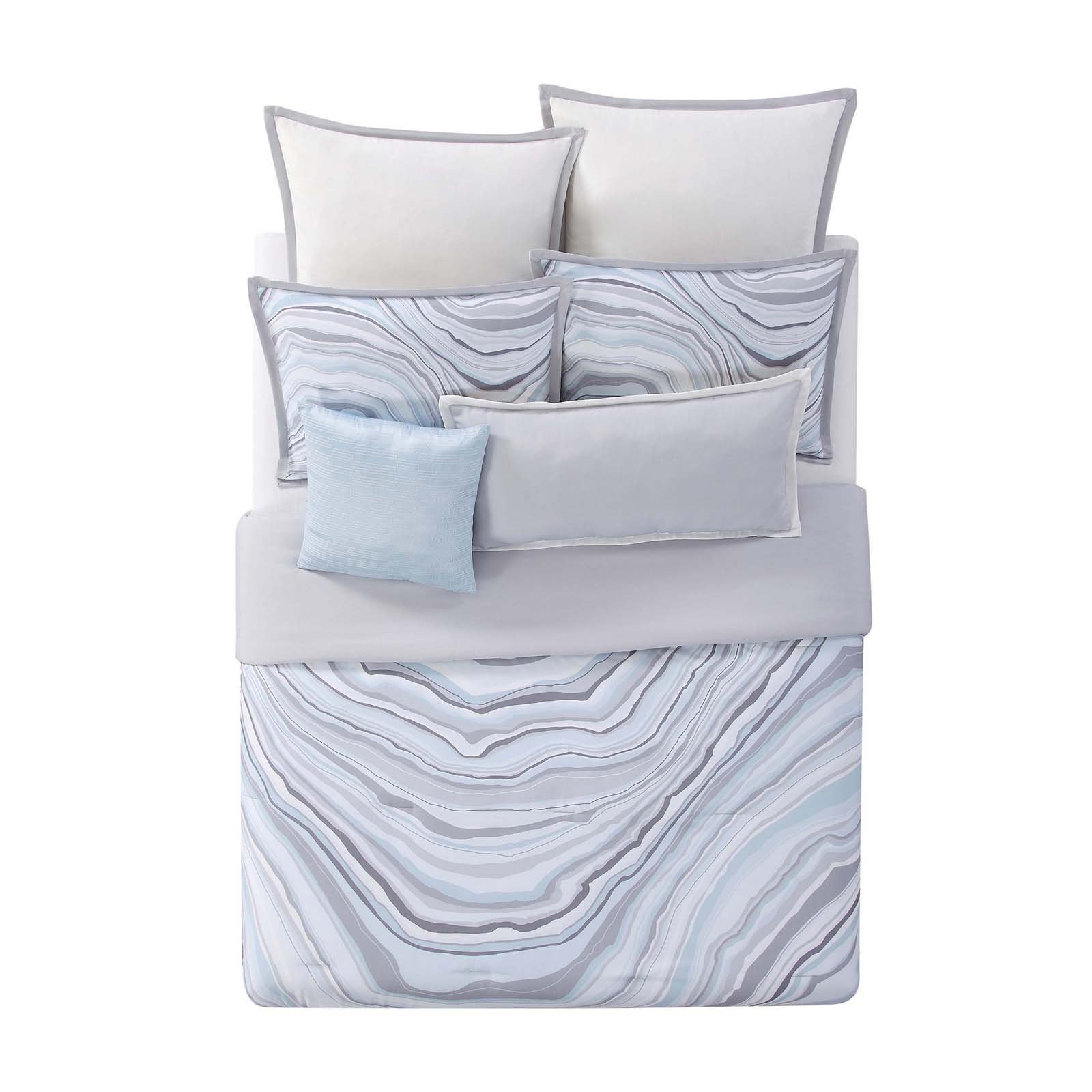 slideshow h bedding vince std camuto comforter launches