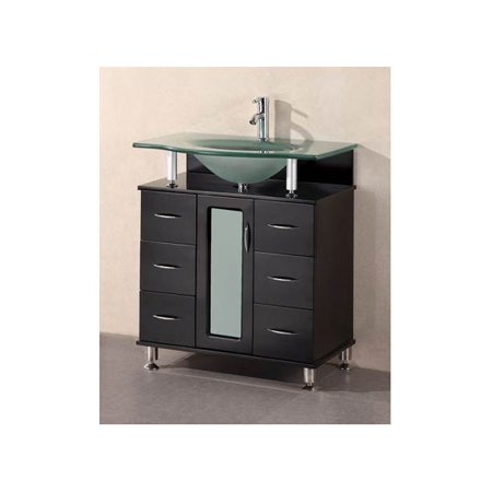 Huntington Single Sink Vanity Set Small