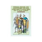 Friends, Romans & Countrymen, We Have Come Here To Drink Beer, No To Bury Caesar Print (Unframed Paper Print 20x30)