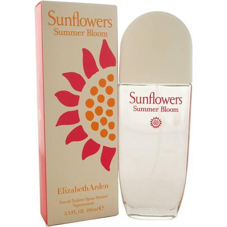 Sunflowers Summer Bloom By Elizabeth Arden For Women   3 3 Oz Edt Spray
