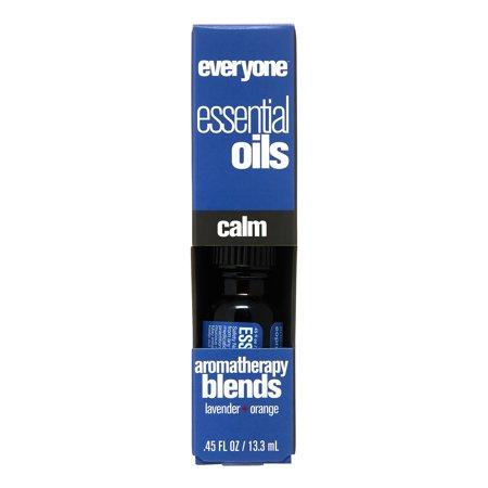 EO Everyone Aromatherapy Blends Essential Oils, Calm, 0.45 Oz