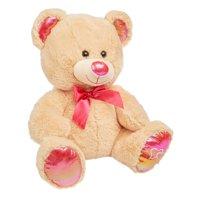 Way To Celebrate Pink Teddy Plush
