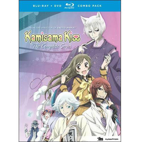 Kamisama Kiss: The Complete Series (Blu-ray   DVD) (Japanese)