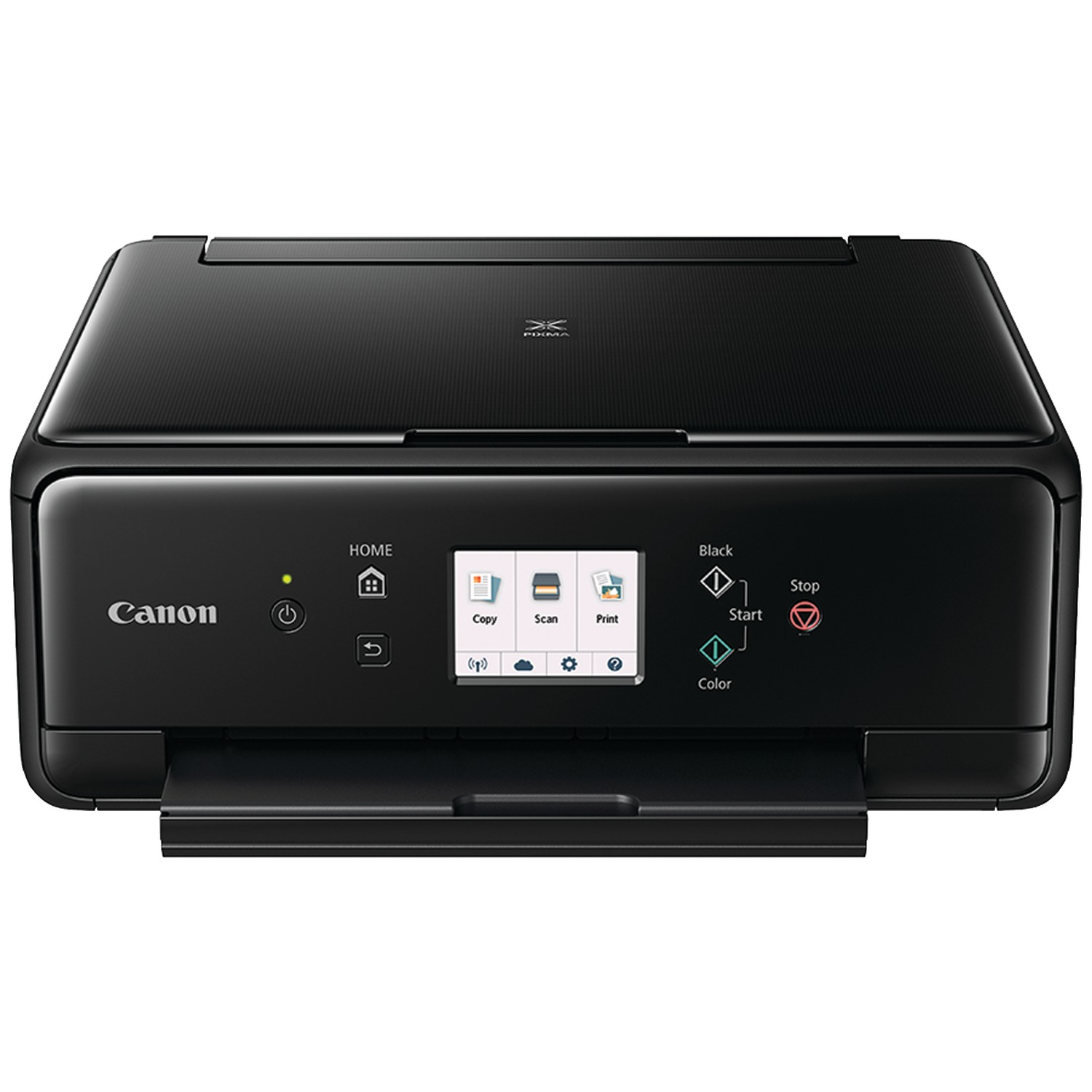 Canon 1368C002 PIXMA TS6020 All-in-One Wireless Printer (Black)