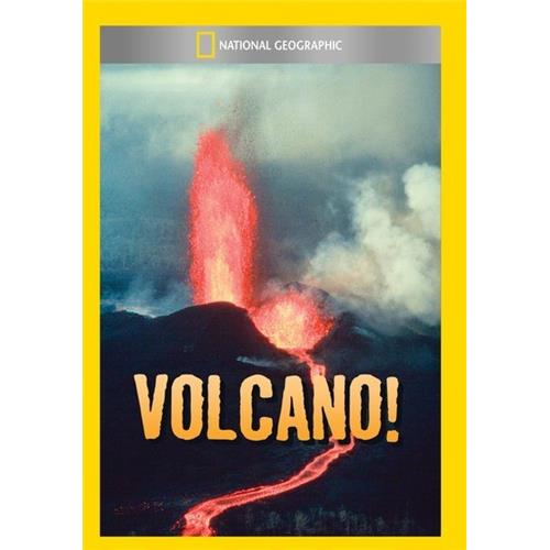National Geographic: Volcano! (DVD) by National Geographic