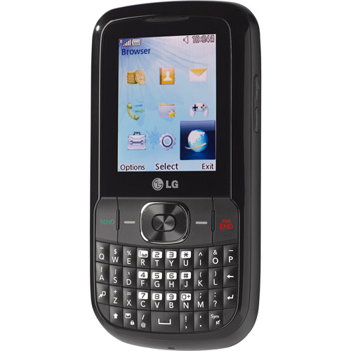 Tracfone LG500 Prepaid Camera Phone Bundle with Double Minutes for Life