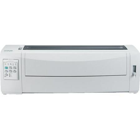 Lexmark Forms Printer 2581+ Dot Matrix Printer - Monochrome - 9-pin - 136 Column - 618 Mono - 240 x 144 dpi - USB - Parallel
