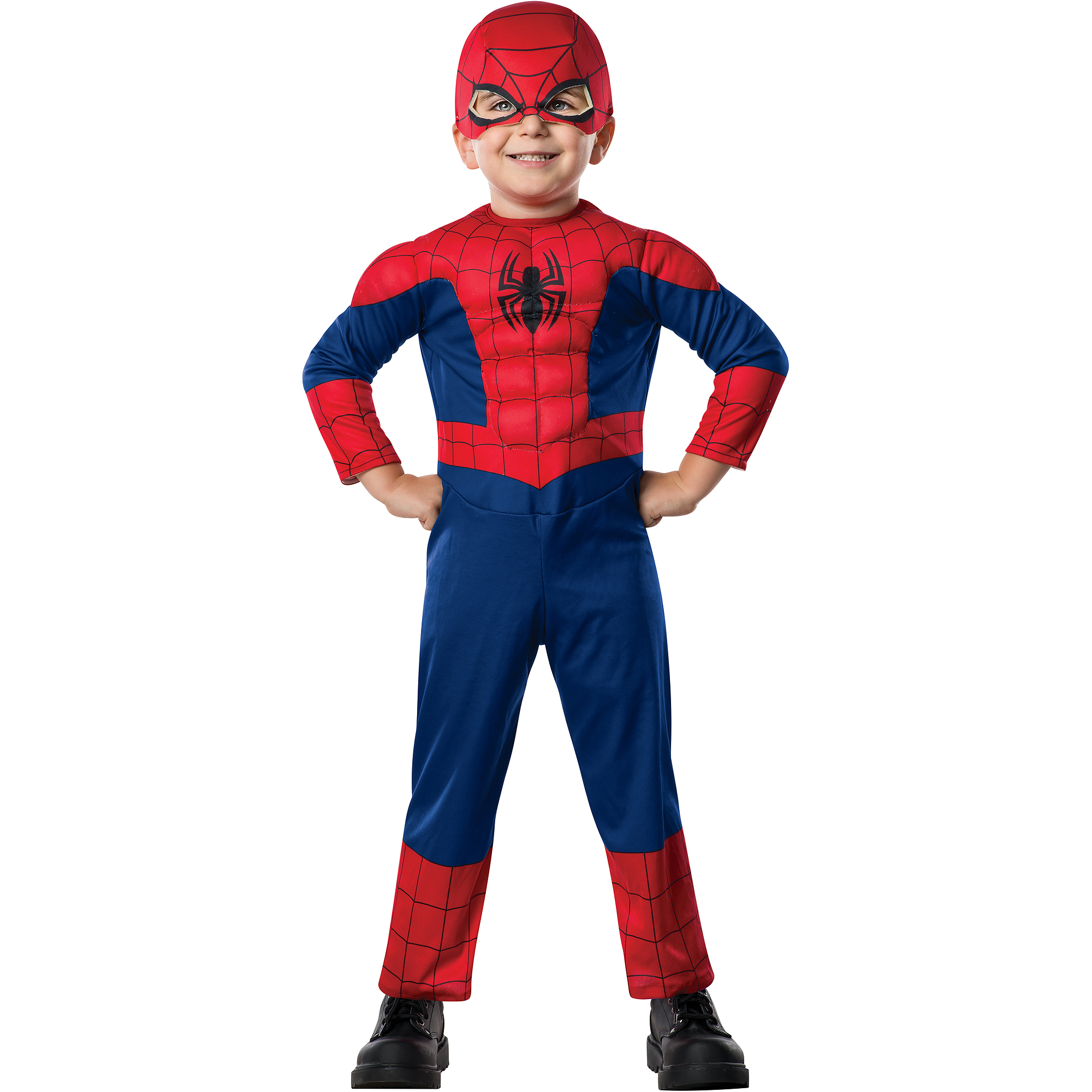 Ultimate Spider-Man Toddler Halloween Costume