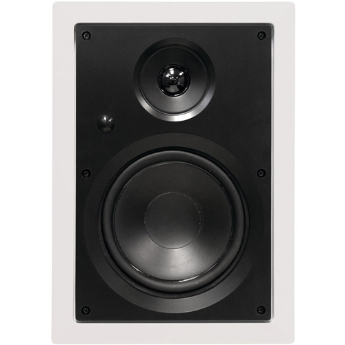 Architech Pro Series Ap - 602 6.5 2 - way Rectangular In - wall Loudspeakers