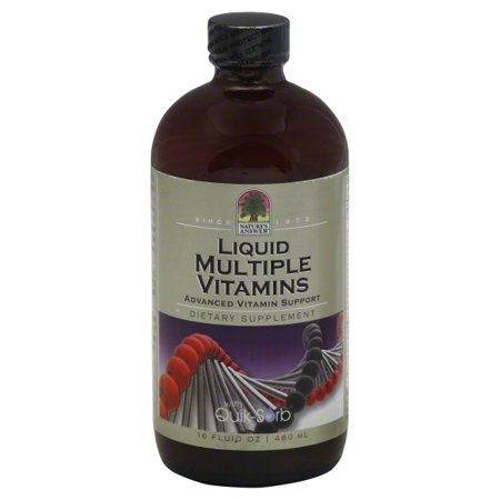 Answer Multiple Vitamins (Natures Answer Natures Answer  Liquid Multiple Vitamins, 16)