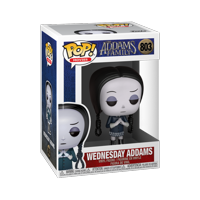 Funko POP! Movies: The Addams Family - Wednesday