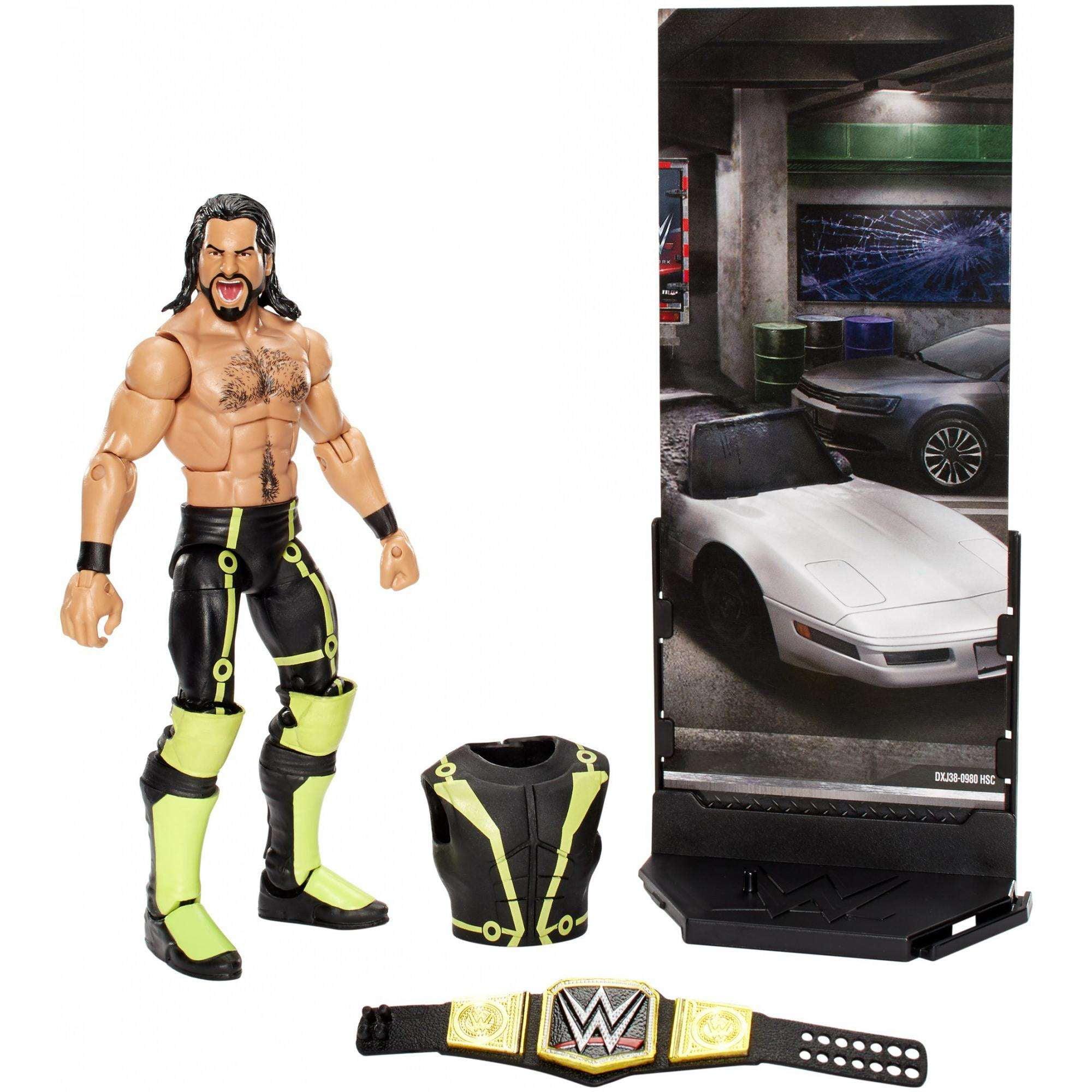 WWE Elite Collection Seth Rollins Figure by Mattel