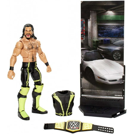 WWE Elite Collection Seth Rollins Figure - Wwe Banner