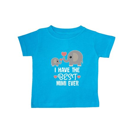 Grandchild Best Mimi Ever Gift Baby T-Shirt
