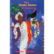 The Snake Woman Of Ipanema - eBook