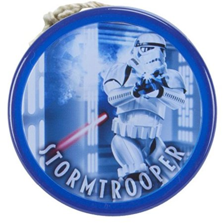 Yomega Star Wars Alpha Wing Fixed Axle Yo-Yo – Action Stormtrooper