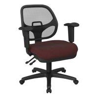 OSP Home Furnishings Pro-Line II Ergonomic Task Chair with ProGrid Back