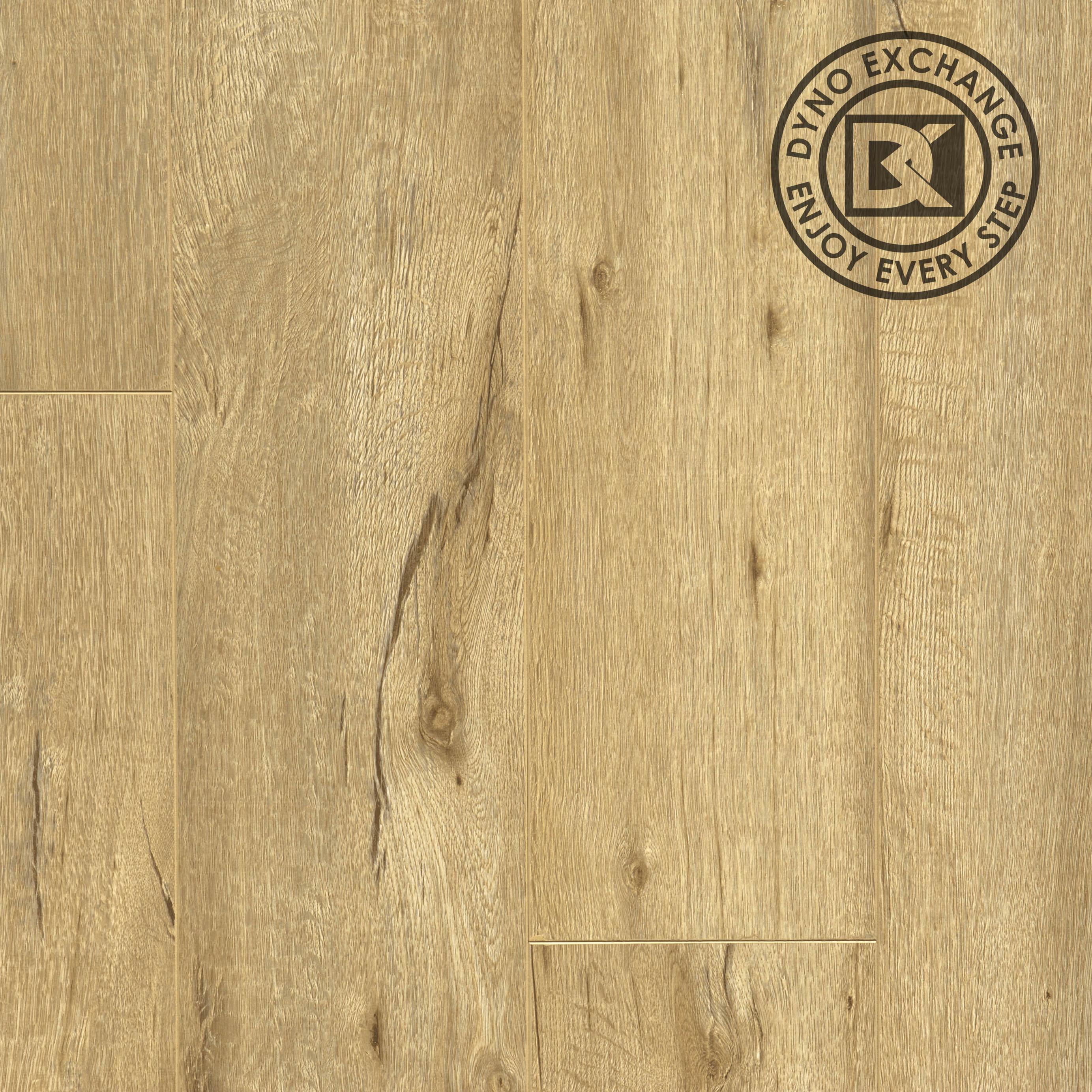 Dyno Exchange, Essence Collection Laminate Flooring, Hampton Beige (20.15 sqft/box)