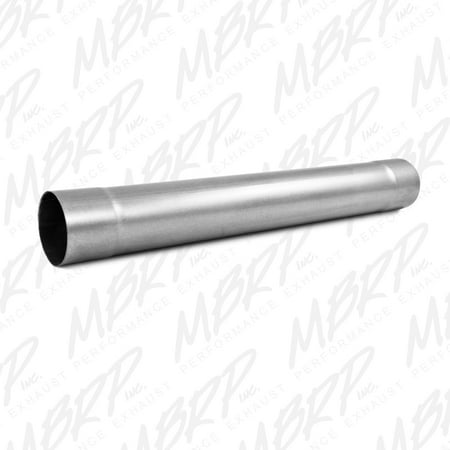 - MBRP Universal (not 6.4L Ford Chevy LMM or 6.6L Dodge) Muffler Delete Pipe 4 Inlet /Outlet 30 Ove