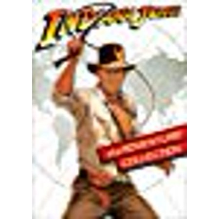 Indiana Jones: The Adventure Collection (Special Editions of Indiana Jones and the Raiders of the Lost Ark  /