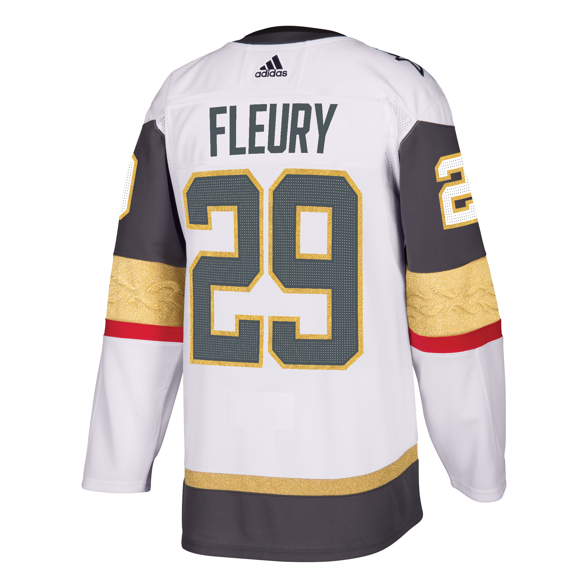 Marc-Andre Fleury Vegas Golden Knights adidas Authentic Player Jersey -  White - Walmart.com 71bd87563