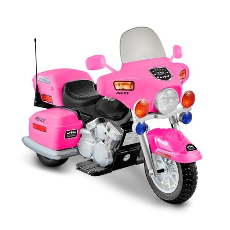 Kid Motorz Motorcycle 12-Volt Battery-Powered Ride-on,