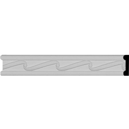1 1 2 H x 3 8 P x 94 1 2 L 2 1 8 Repeat Ribbon Chair Rail