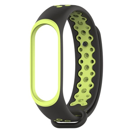 Durable Replacement TPU Anti-off Wristband Sports Bracelet for Xiaomi Mi Band 3